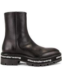 Alexander Wang Sanford ブーツ - ブラック