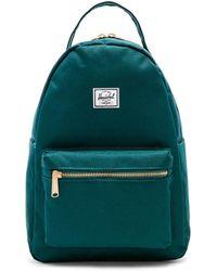 Herschel Supply Co. - Nova X Small Backpack In Teal. - Lyst