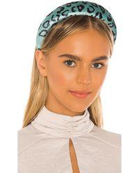 8 Other Reasons Lynx Headband - Green