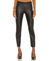 David Lerner Pull on legging - Negro