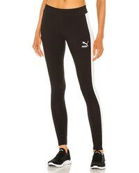 PUMA Iconic T7 Legging - Black