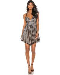 Nbd - Blossom Mini Dress - Lyst