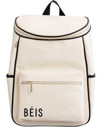 BEIS Cooler Backpack - Natur