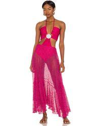 PATBO ドレス - ピンク