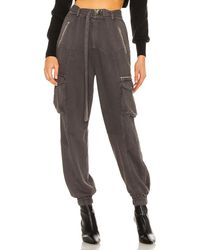 retroféte Cargo Pants - Gray