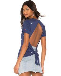 Chaser Tシャツ - ブルー