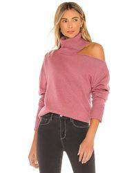 PAIGE Raundi Sweater - Pink