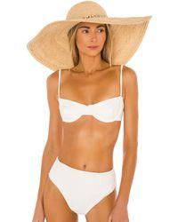 Florabella Sombrero tracey - Blanco