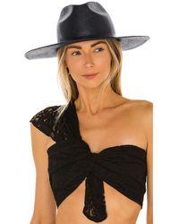 Hat Attack Xl Panama ハット - ブラック