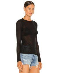AllSaints Francesco Tシャツ - ブラック