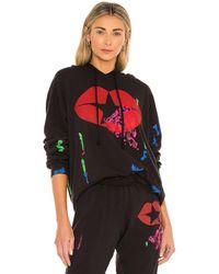 Lauren Moshi Lila Star Kiss スウェットシャツ - ブラック
