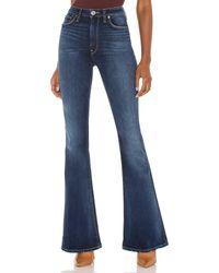Hudson Jeans Holly フレア - ブルー