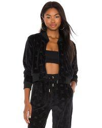 Kappa X Juicy Couture Elasi Zip Up - Black