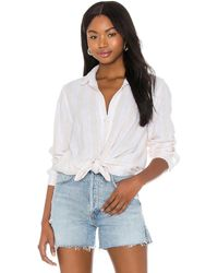 Bella Dahl - Button Down トップ. Size S, Xs. - Lyst