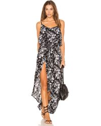 Tiare Hawaii - Dune Maxi Dress In Black. - Lyst