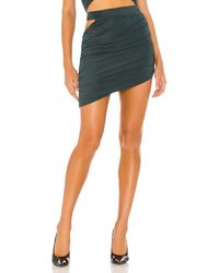 h:ours Diane Mini Skirt - Mehrfarbig
