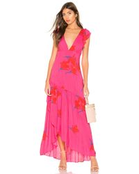 Free People - She's A Waterfall ドレス - Lyst
