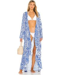 Maaji Moonbow kimono - Azul