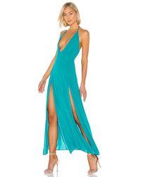 superdown Arina Maxi Dress - Blue