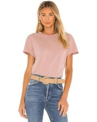 Frank & Eileen Perfect Tee - Pink