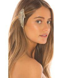 Elizabeth Cole - Bowers Hair Comb - Lyst