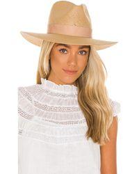Janessa Leone Hamilton Hat - Natur