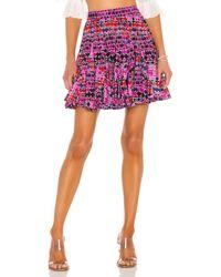 RHODE Hillary Skirt - Mehrfarbig