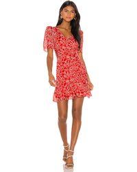 Parker Krislyn Dress - Red