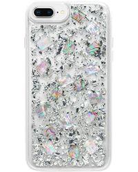 Casetify 24 K Magic iPhone 7/8 Plus Case - Mettallic