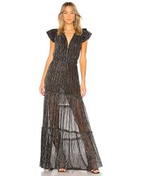 Sabina Musayev - Miley Dress In Black - Lyst