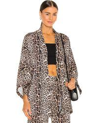 Onzie Kimono - Braun