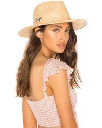 Hat Attack - Mini Motto Rancher Hat - Lyst