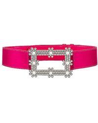 Lovers + Friends Carolina Belt - Pink
