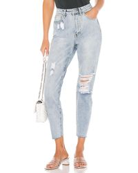 superdown - Nina Distressed Jean. - Size 23 (also - Lyst