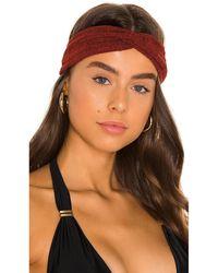 Hunza G Nile Headband - Multicolor