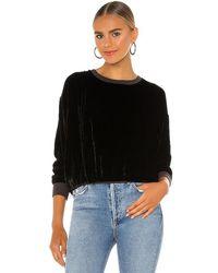 Young Fabulous & Broke Coraline Sweatshirt - Black