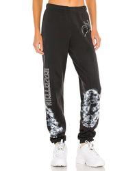 Lauren Moshi Pantalón deportivo tanzy - Negro