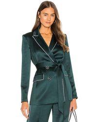 Veronica Beard Eiza Jacket - Green