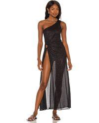 Oséree Lumire Ring ドレス - ブラック