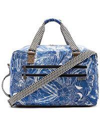 Maaji - Travel Weekend Bag In Blue. - Lyst