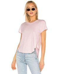 Frank & Eileen Vintage Tシャツ - ピンク
