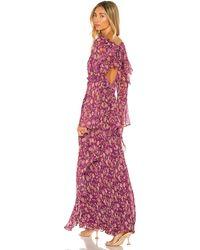 Tularosa Shiloh ドレス - パープル