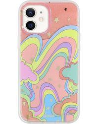 Sonix Чехол Для Iphone Magsafe Antimicrobial В Цвете Иллюзия - Многоцветный