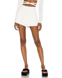 Nbd Alizeh Shorts - White