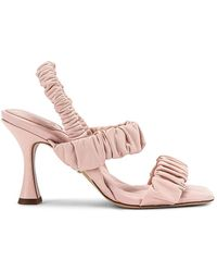 Sam Edelman Сандалии Marlena В Цвете Pale Crystal Pink - Розовый