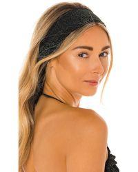 Devon Windsor Headscarf - Green