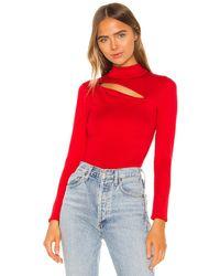 Nbd Brady Bodysuit - Rot