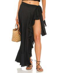 Waimari Flamenco スカート - ホワイト