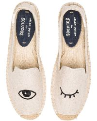 Soludos Wink Embroidery SM Slipper - Mehrfarbig