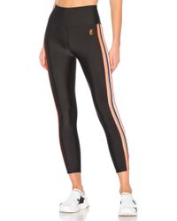 P.E Nation - The Crossbar Leggings In Black - Lyst